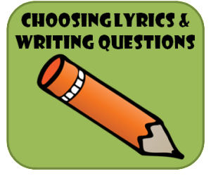choosing and writing questions