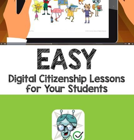 Digital Compass: A Digital Citizenship Curriculum