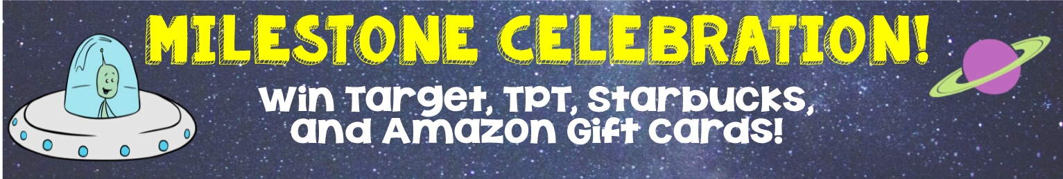 BIG Gift Card Giveaway!