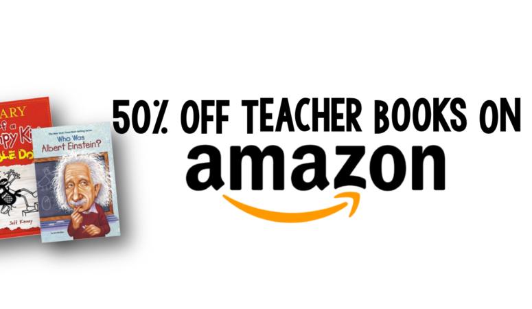 GREAT Amazon Book Deals