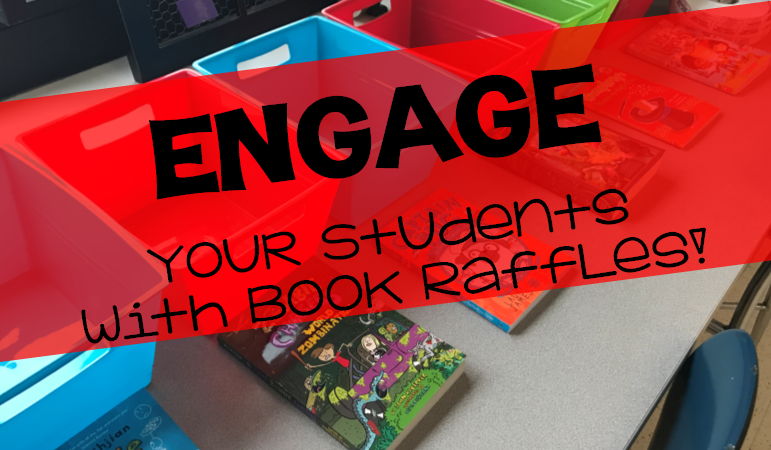Engage Your Readers with Book Raffles