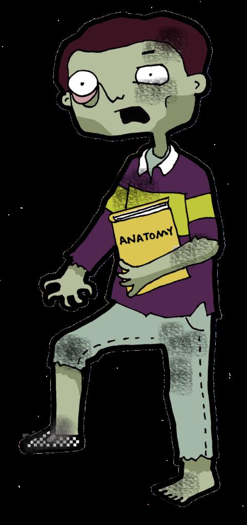 classroom management zombie