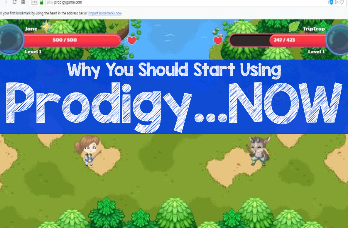 Why Your Students Should Start Playing Prodigy Math Game