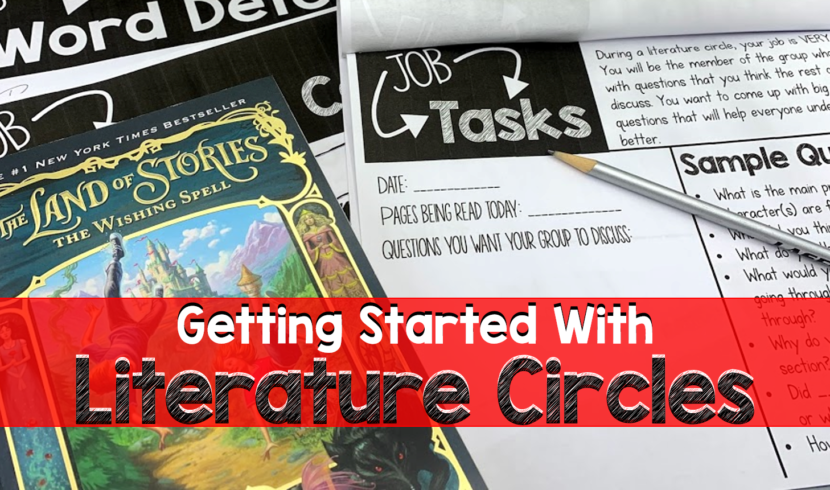 literature circles made easy