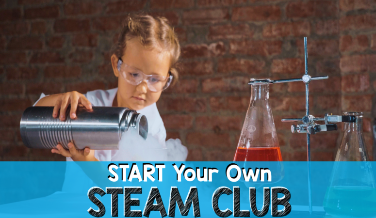 Starting a STEAM Club