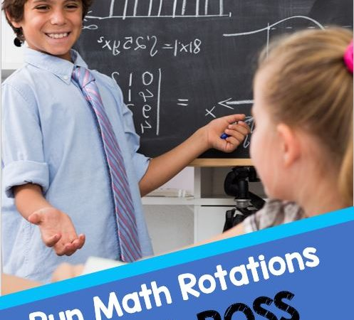 EASY Daily Math Rotations