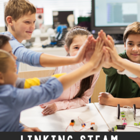 STEAM Into Reading: Linking Reading to STEAM