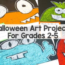 Halloween Art Projects